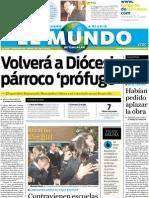 El Mundo de Córdoba, 7 de Tehuacán de 2011