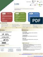 Urbanization Knowledge Partnership Flyer