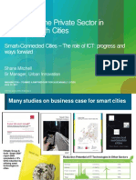 Sustainable Cities Presentation_4 Cisco