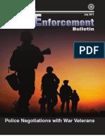 FBI Law Enforcement Bulletin - July 2011