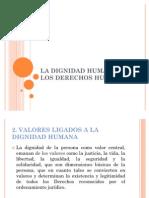 La Dignidad Humana y Los Derechos Humanos Office 03
