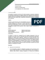 2009 Disponibilidades Financieras en El Fondo Forestal