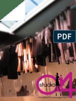 STUDIO 04 · MODELING · MANAGENT ALICANTE 2011