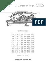 T2 Parts Book
