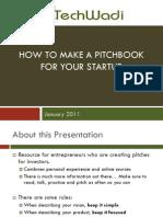 Pitch Book