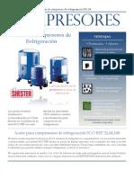 Estudio Comp Re Sores de Refrigeracion