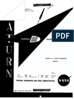Saturn SA-3 Flight Evaluation Volume I