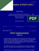 DSDV Presentation