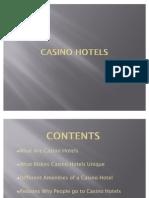 Casino Hotels