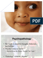 Three Cases of Child Psychology