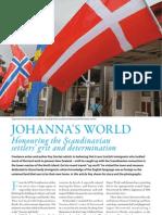 Johannas World Article PDF File