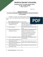 04, Admn Notification - Schools - 2011-12