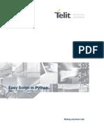 Python Easy Script_Manual