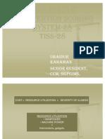 TISS-28 ppt