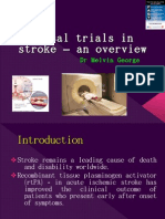 Stoke Clinical Trial