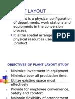 Om Plant Layout Study