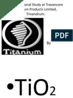 Travancore titanium