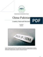 China - Country Outreach Report v 1.0