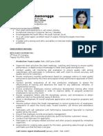 Jhensen Resume