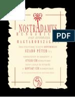 Nostradamus Hungaricus 01