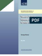 ADB International Political Economy Approach