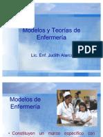 Modelos y Teorías de Enfermería