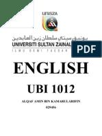English Amin