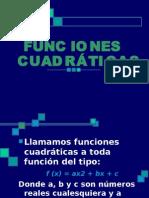 FUNCIONES cuadraticas[1]