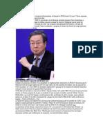 Le projet Zhou