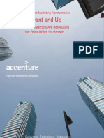 Accenture Marketing Onward and Up