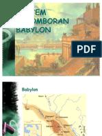 Sistem Penomboran Babylonia