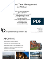 ProjectManagementPresentation11-02-11