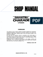 g100 g102 Chassis Manual
