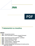 Curs Studenti Insulinoterapia
