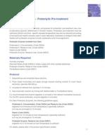 Proteolytic Pre-Treatment Antigen Retrieval