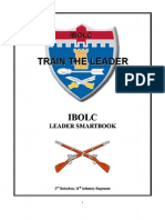 Infantry Basic Officer Leader's Course Leader Smartbook