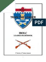Infantry Basic Officer Leader's Course Leader Smartbook