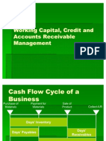 Working Capital,Credit and Accounts Receivable Management