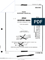Apollo Description Manual (Applicable to Boilerplate 13 Only)
