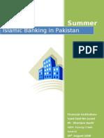 Islamic Financial Institutions in Pakistan