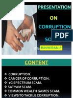 Ppt on Corruption