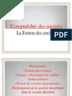 Comptabilité des sociétés(1)(1)