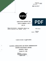 Post Launch Report for Apollo Mission a-102