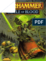 Warhammer Fantasy Battles - Circle of Blood
