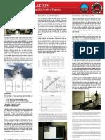 Flight Simulation Poster