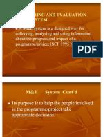 M&E SYSTEM