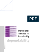 International Standards on Dependability
