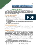 Bab 6 Komponen Sistem Hidrolik
