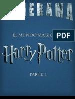 Especial Harry Potter - Parte 1 Revista Cinerama