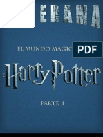 Especial Harry Potter - Parte 1 Revista Cinerama